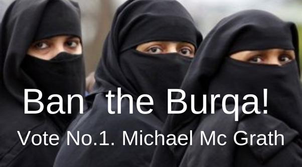 Burqabanner